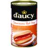Saucisses pour hot dog