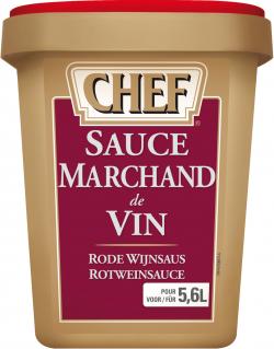 Sauce marchand de vin