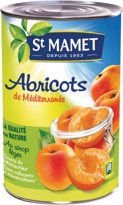 Abricots de Méditerranée