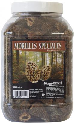 Morilles spéciales