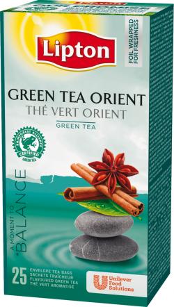 Thé vert orient