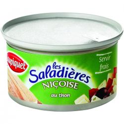 LES SALADIERES niçoise au thon
