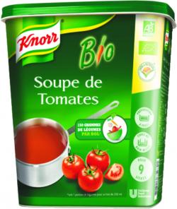 Soupe et sauce de tomates BIO