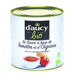 Sauce tomates BIO
