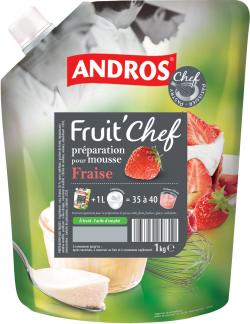 FRUIT'CHEF fraise