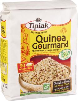 Quinoa gourmand BIO