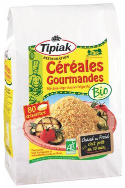 Céréales gourmandes BIO