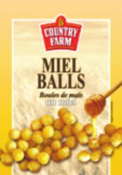 MIEL BALLS