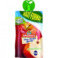 Compote de pomme nature