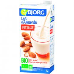 Boisson lait d'amande intense BIO