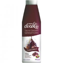 Sauce chocolat-noisette