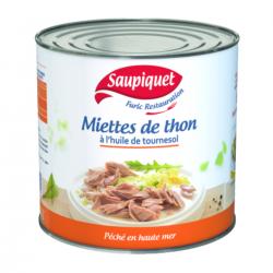Miettes de thon