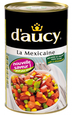 Salade la mexicaine