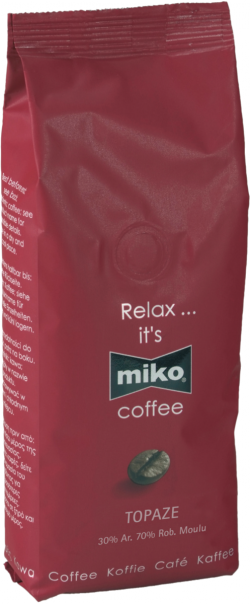 Café moulu 30% arabica - 70% robusta
