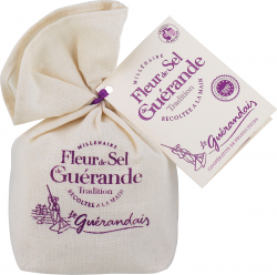 Fleur de sel tradition de Guérande
