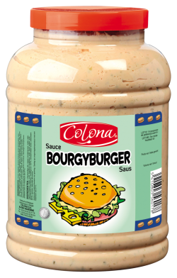 Sauce bourgyburger
