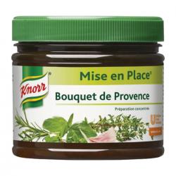 Mise en place bouquet de Provence