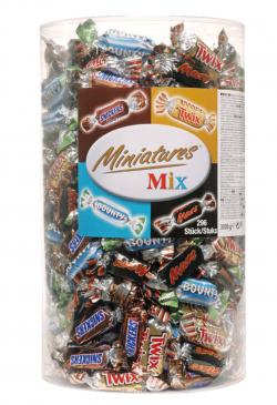 Miniatures mix