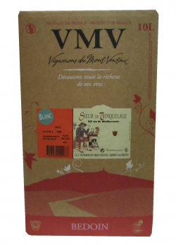 Vin blanc 2014