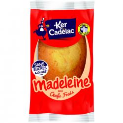 Madeleine aux œuf frais