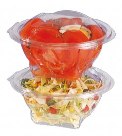 Bol à salade cristal 50 cl