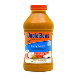 Sauce curry korma