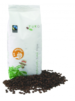 Café grains 100% arabica BIO