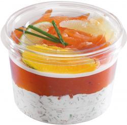 Verrine froide 18 cl