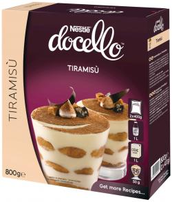 Crème tiramisu