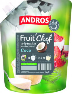 FRUIT'CHEF noix de coco