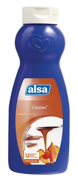 Sauce caramel liquide