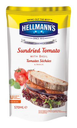 Sauce sandwich