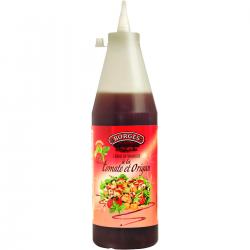 Crème tomate-origan