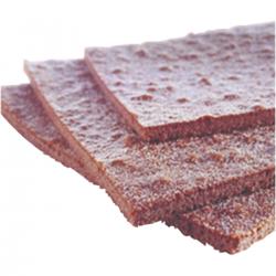 Feuille de génoise cacao 8 mm