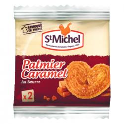 Palmier caramel