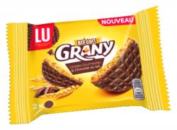 GRANY biscuit chocolat