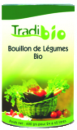 Bouillon de légumes BIO