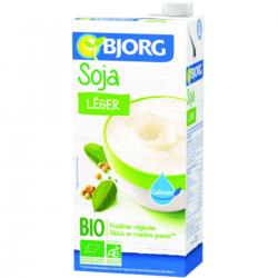 Boisson lait soja et algues léger BIO