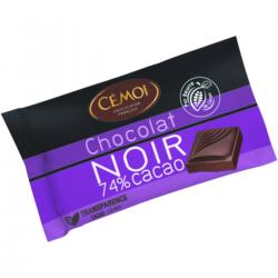 Présentoir 15 mini tablettes chocolat noir